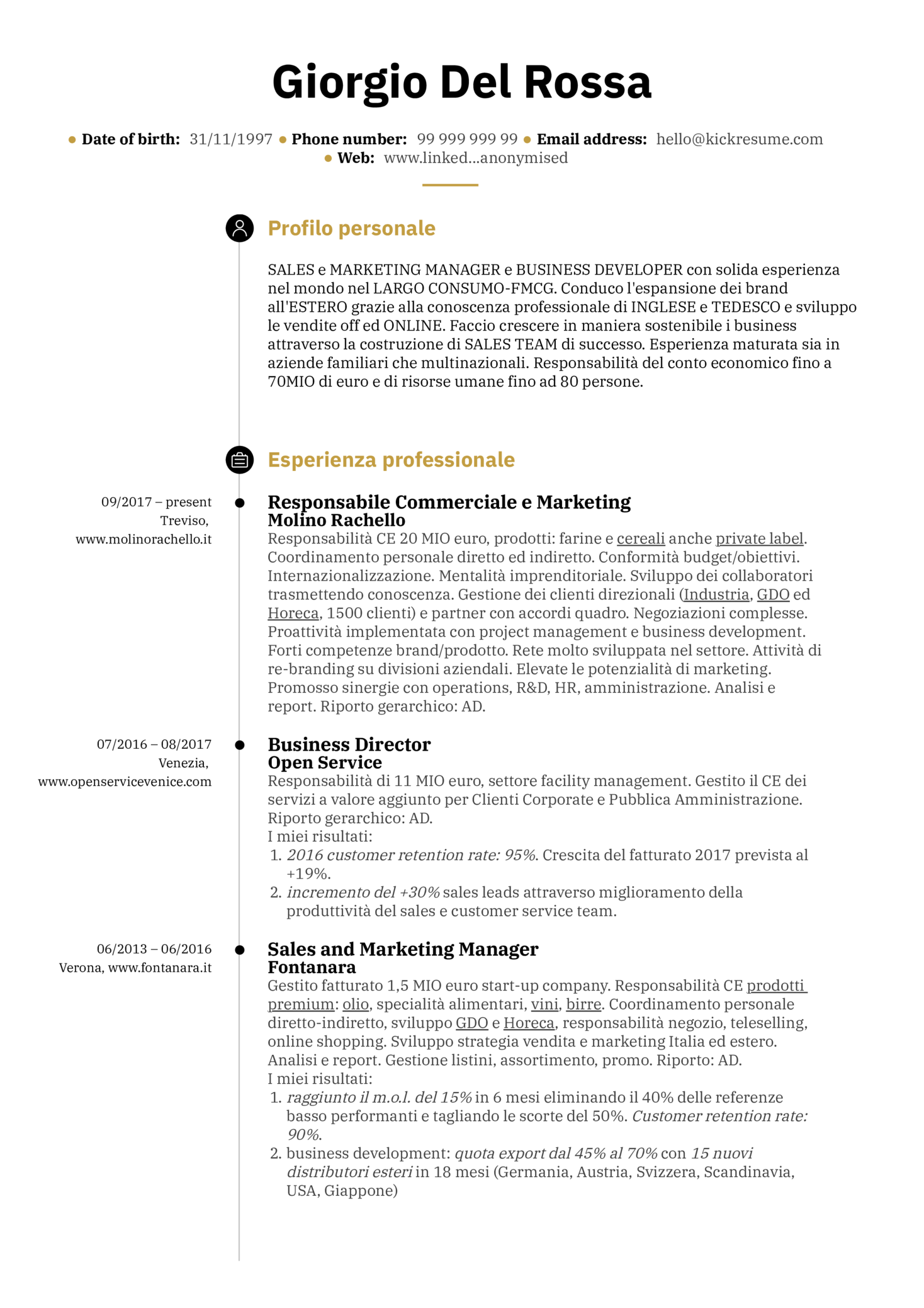 Sales and Marketing Manager [IT] (Part 1)