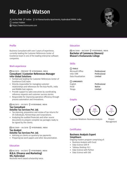 Cisco Value Engineering Consultant Resume Template